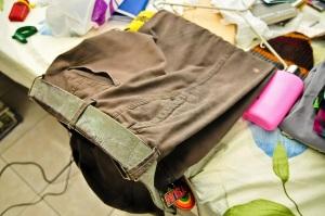 mold-pants
