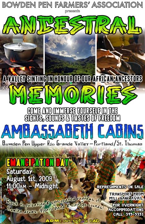 ancestral memories '09